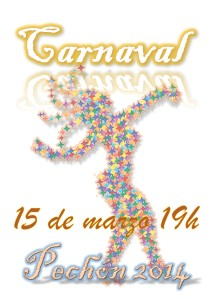 Cartel Carnaval 2014 2