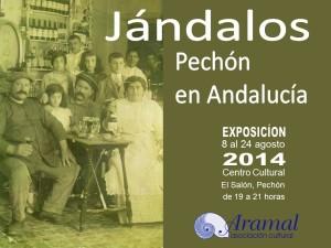 Cartel Exposicion Jandalos 1