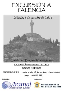 Excursión Palencia
